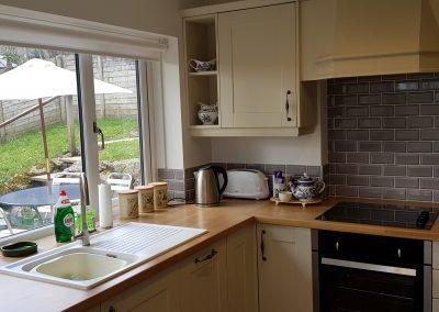The Gatehouse kitchen
